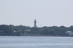Lighthouse at St Simons Sound