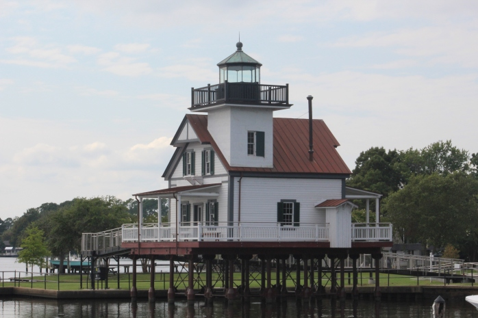 Third Roanoke River Lighthouse