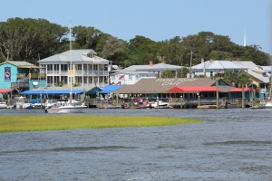 Passing through Southport, NC