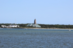 Entering Bald Head Island