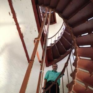 Climbing Hatteras
