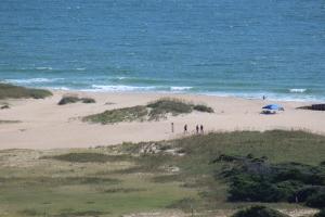 Grassy Sand Dune is original location prior to 1999 move