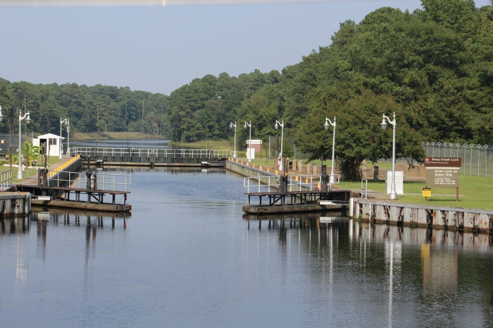 Deep Creek Lock