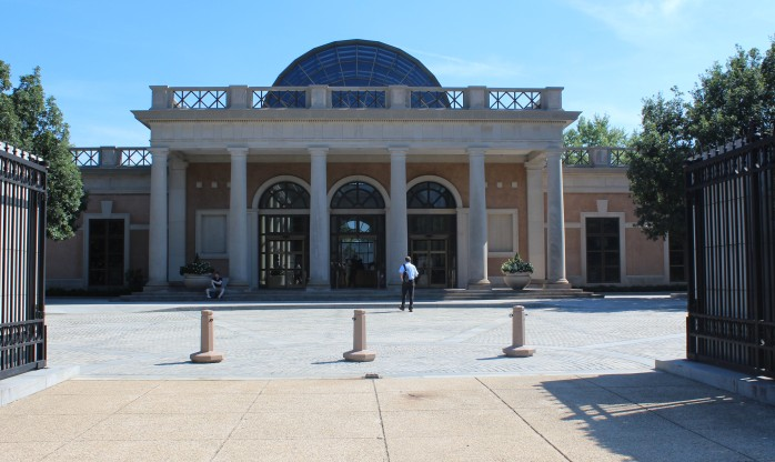 Entrance to Arlington