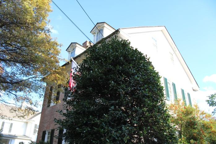 Cannon Ball House