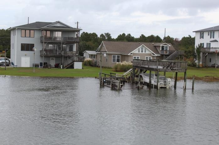 High water in S. Carolina