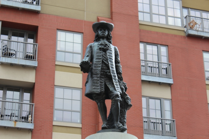 William Penn - Founder of Philly
