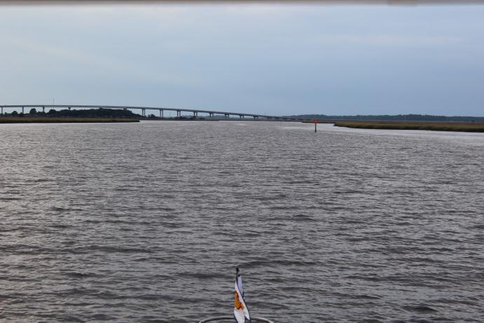 STM 500, South Edisto River