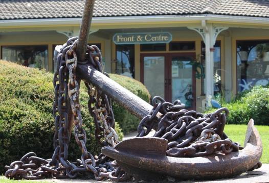 Entrance Fernandina Harbor Marina