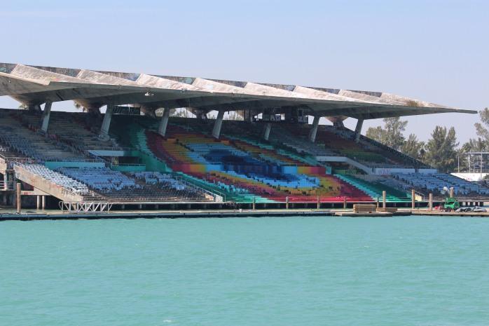 24 Marine Stadium