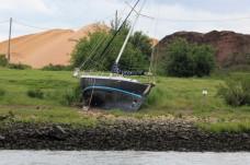 31 Derelict Boats