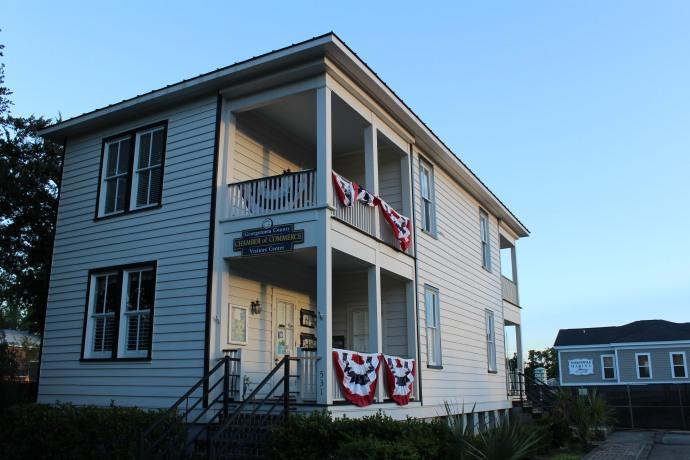 45 Visitor Center