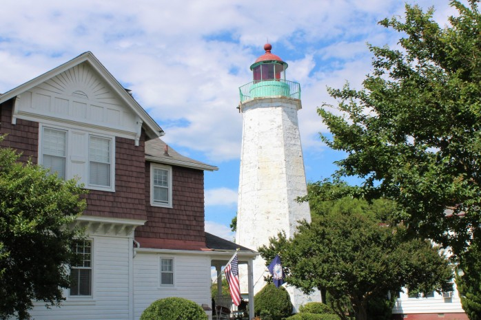 35 Old Point Comfort Lighthouse