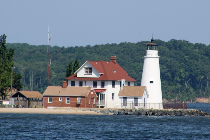 68 Cove Point Lighthouse