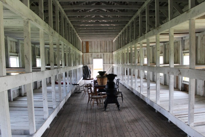 80 POW Barracks