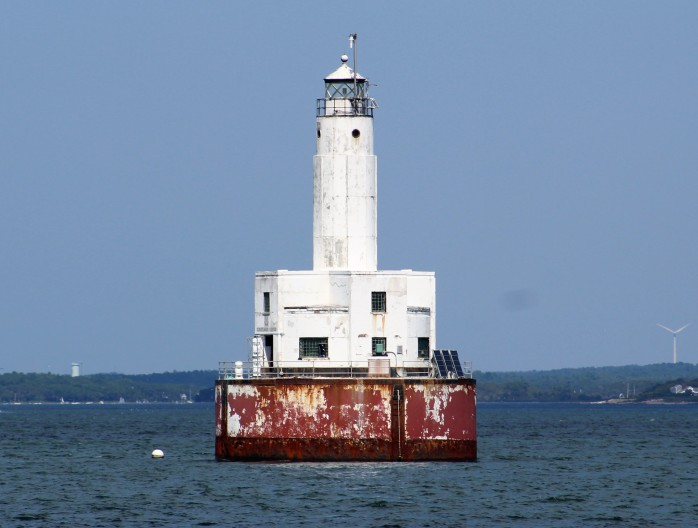 110 Cleveland Ledge Lighthouse