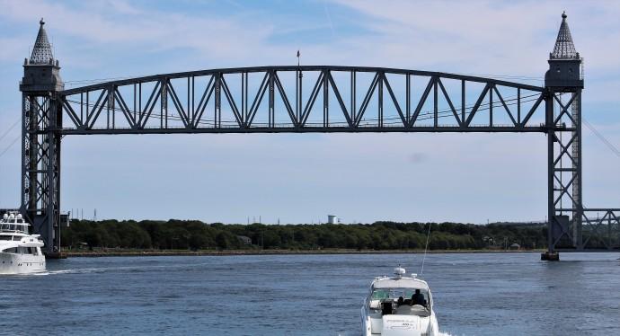 113 RR Bridge over Cape Cod Canal