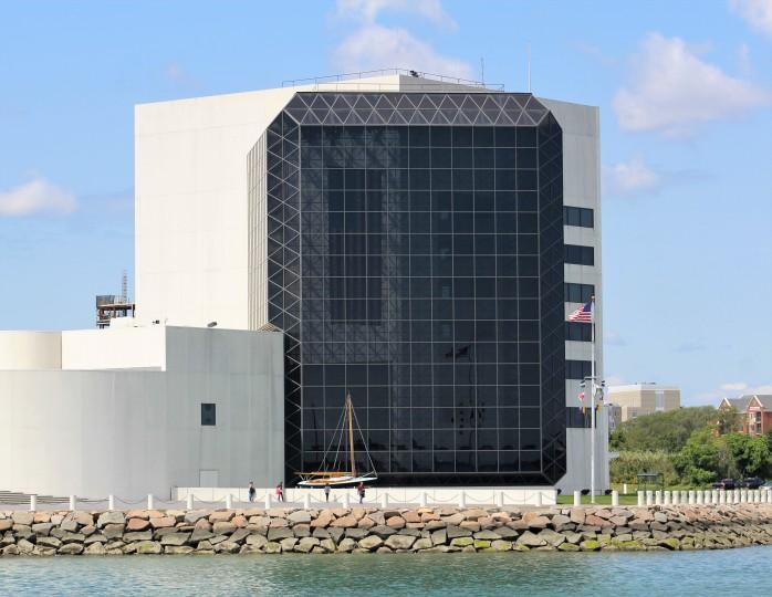 61 JFK Library