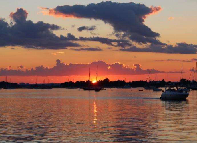 61 Port Washington Sunset