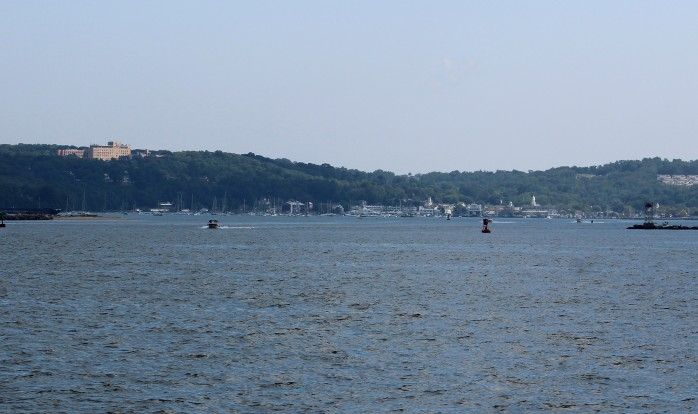 79 Entrance to Port Jefferson