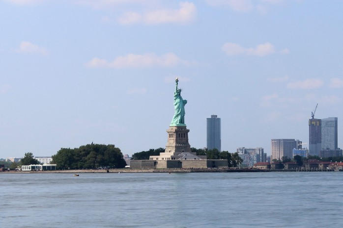 8 Statue of Liberty