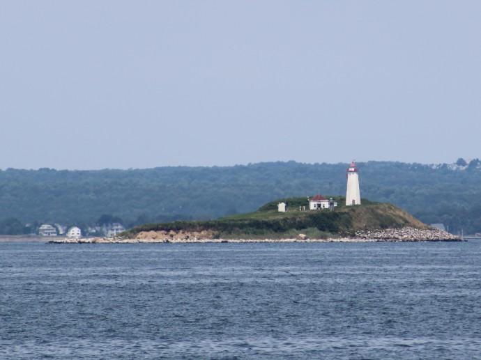 82 Faulkners Island Lighthouse