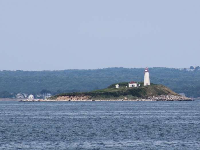 82 Faulkners Island Lighthouse