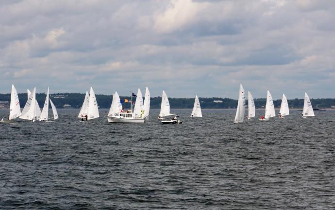 5 Sailboat Race