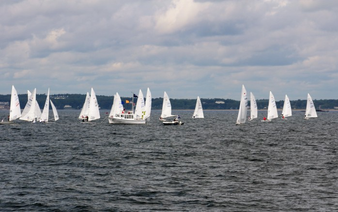 5 Sailboat Race