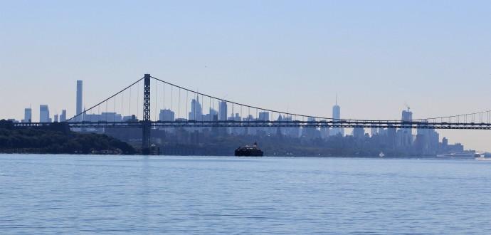 24 Manhattan thru George Washington Bridge