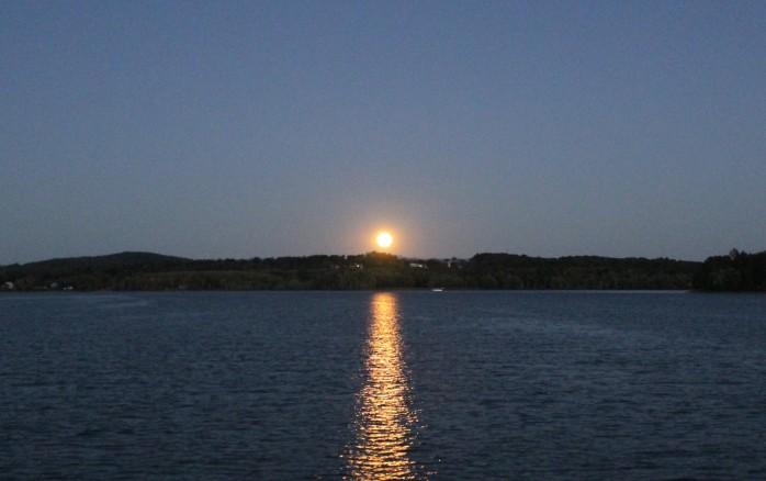 9 Harvest moon