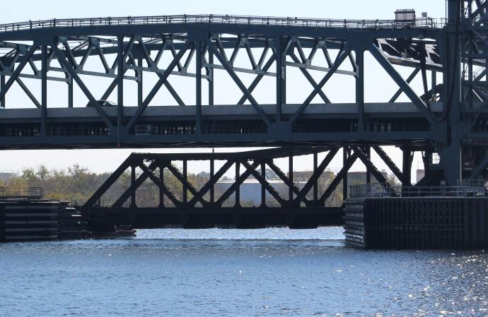 1 RR Bridge Stuck Shut