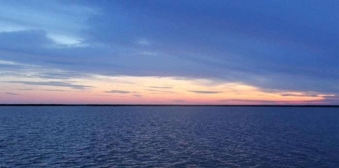 13 Sunset Honga River