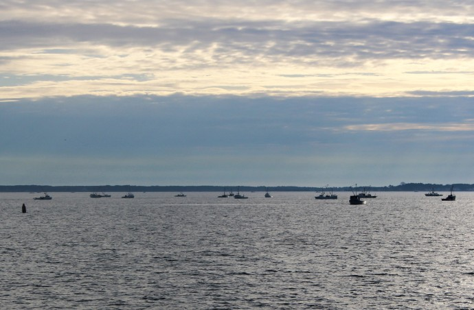 14 Fisging Boats