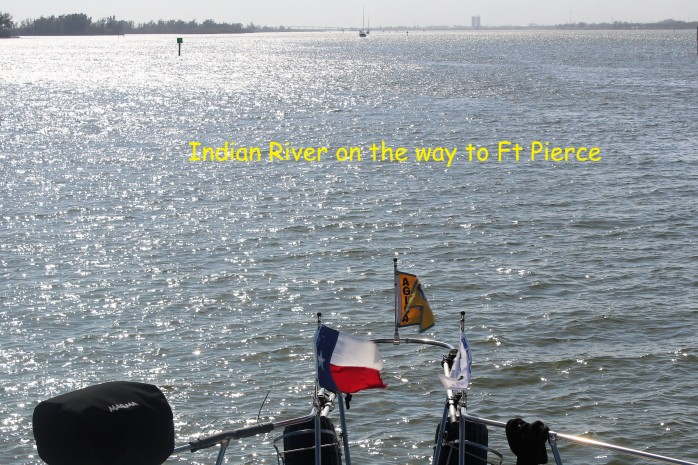 22 Indian River to Ft Pierce