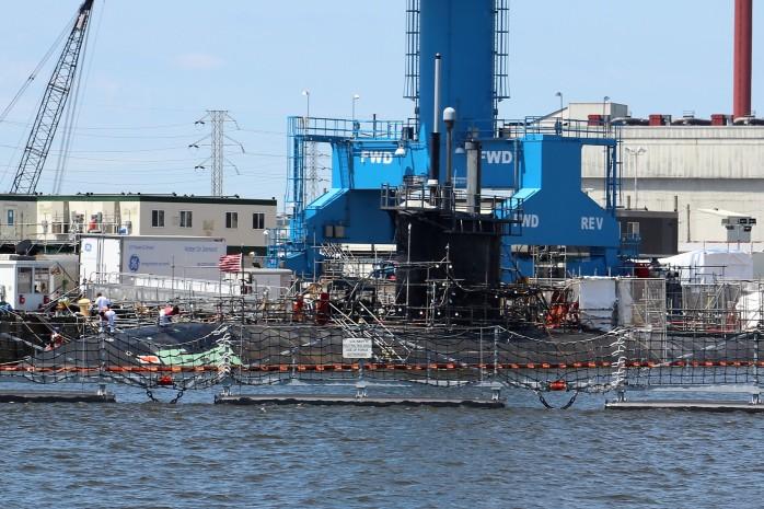 14 Navy Shipyard