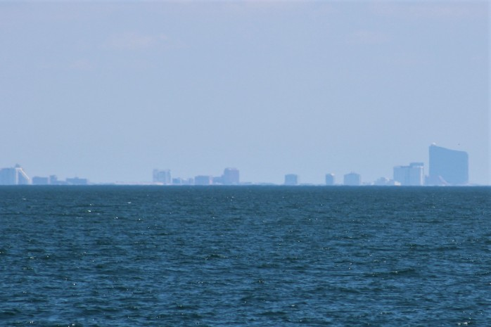 2 Atlantic City 15 miles out