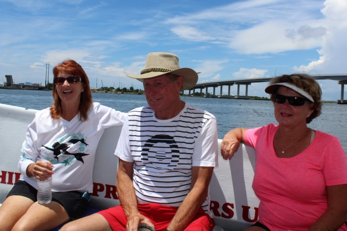 24 Beaufort Whale Tour