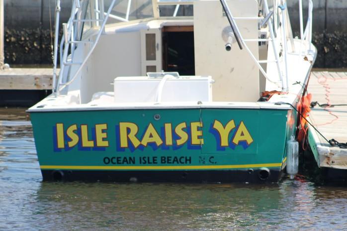 5 Boat
