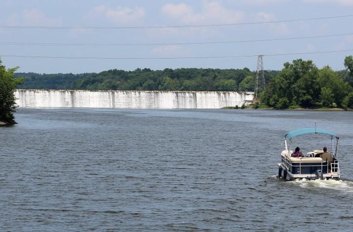 21 Dam Lock E7