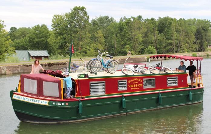 97 Modern Canal Boat