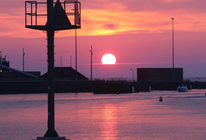 10 Sunset Dunkirk