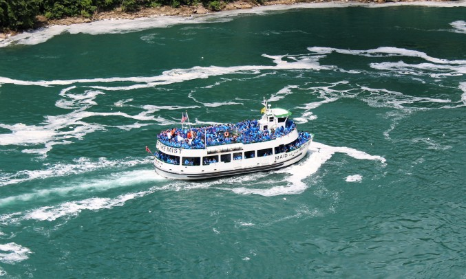 128 Maid of the Mist