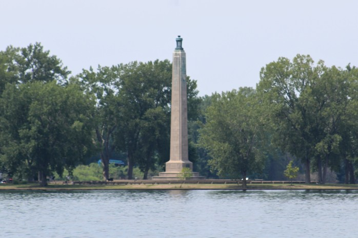 14 Perry Monument