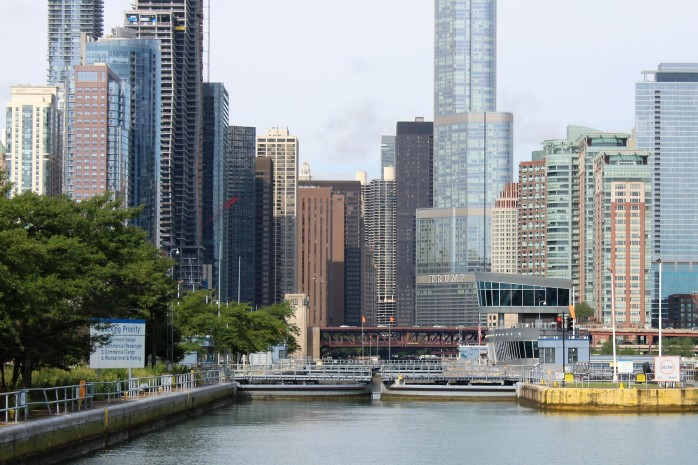 3 Chicago River