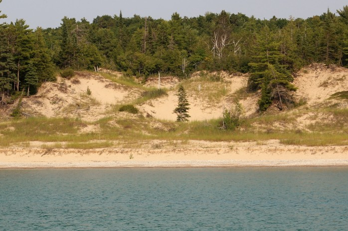 5 Sand Dunes at Petoskey State Park