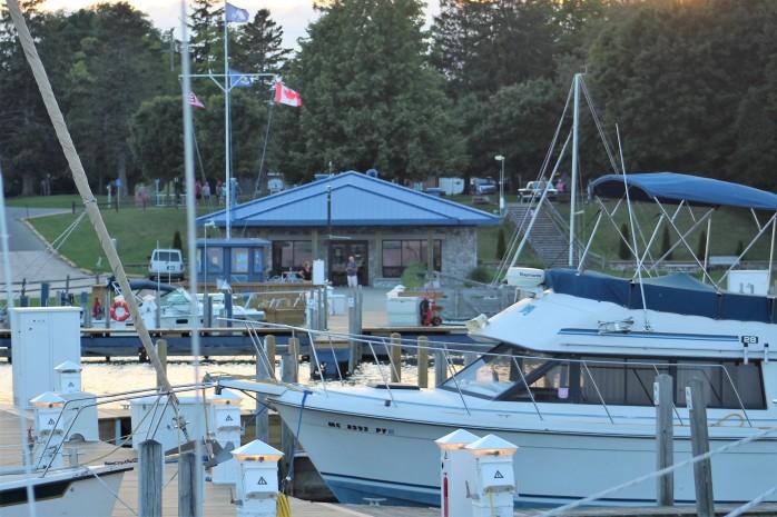 7 Harrisville Marina
