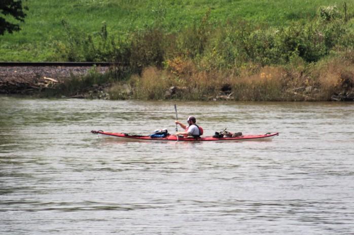 84 Kayaker