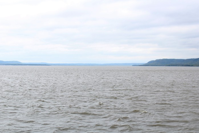 167 mile 770 Lake Pepin