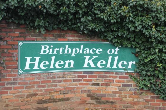 1 Helen Keller